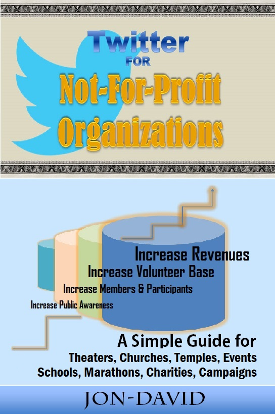 Twitter for Not-For Profit eBook