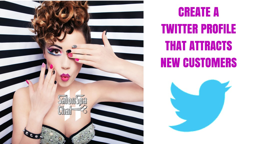 CREATE ATWITTER PROFILE