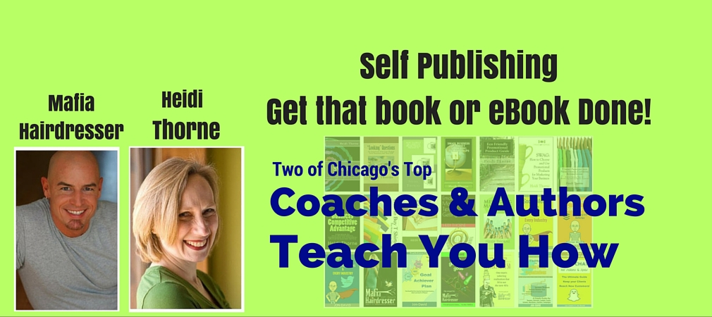 Self PublishingGet that book or eBook Done! (1)