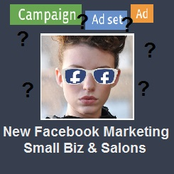 the new facebook Marketing