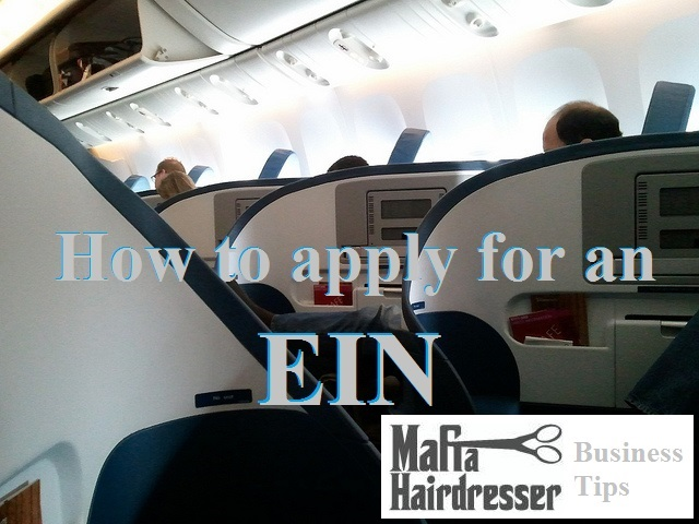 How to apply for an EIN