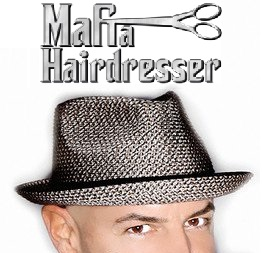 Mafia Hairdresser Prosperity Button