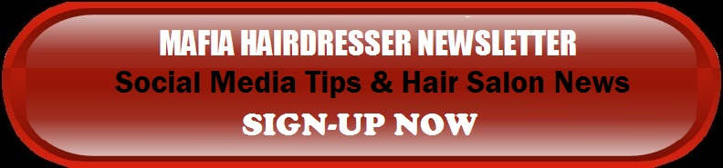 Mafia Hairdresser Newsletter