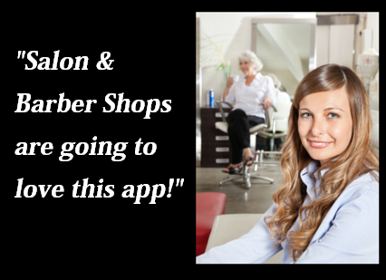 The only salon app you'll ever need! 22