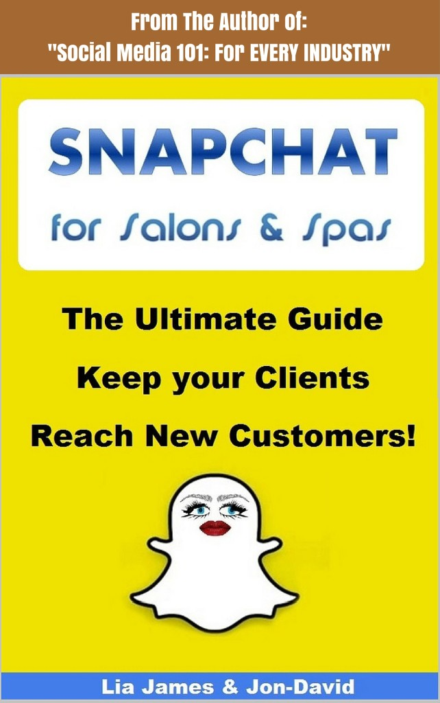Snapchat for Salons
