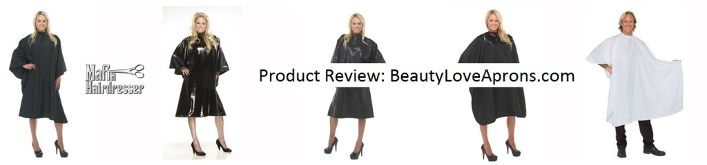 Beauty Love Aprons Product Review