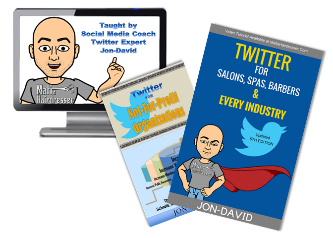 ebooks twitter for salons and other books