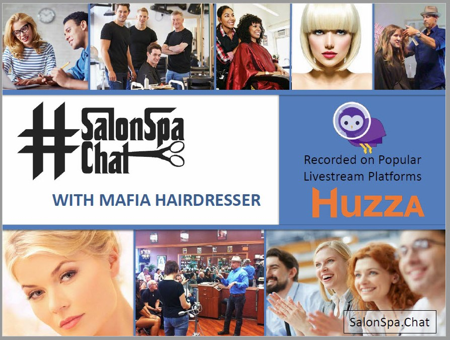 Be a SalonSpaChat Guest mafia hairdresser